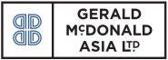Gerald McDonald Asia